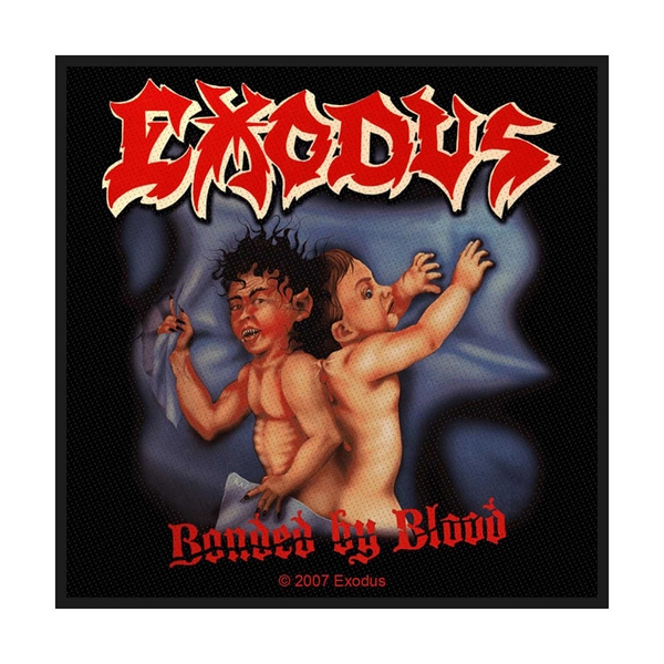 Exodus - Bonded by Blood Standard Patch