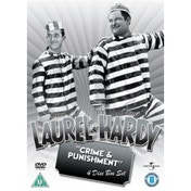 Laurel and Hardy: Crime and Punishment Box Set DVD