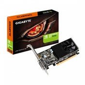 Gigabyte NVIDIA GeForce GT 1030 Low Profile 2G GDDR5 64 Bit Memory PCI Express Graphics Card Black