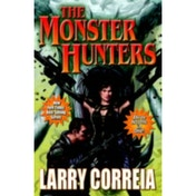 The  Monster Hunters Hardcover