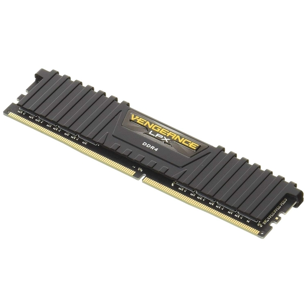 Corsair Vengeance 8GB, DDR4, 2666MHz (PC4-21300), CL16, XMP 2.0, DIMM Memory