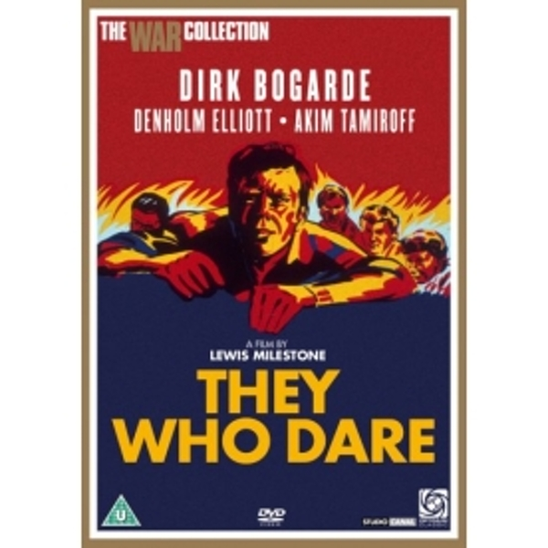 They Who Dare DVD