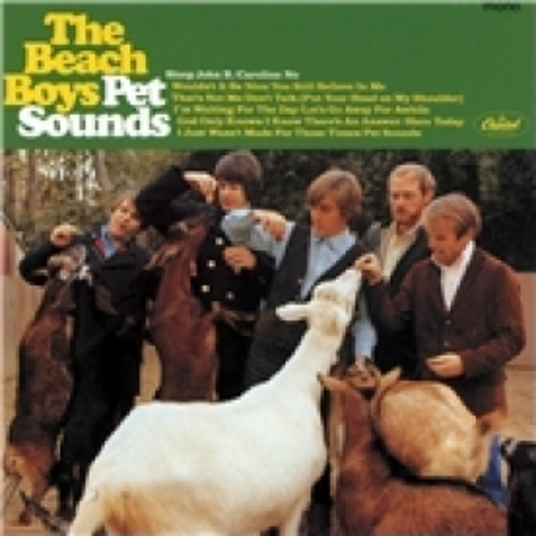 The Beach Boys Pet Sounds CD