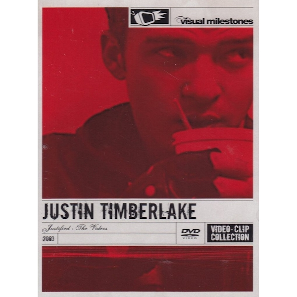 Justin Timberlake: Justified - The Videos DVD