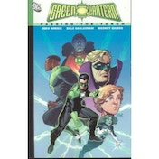 Green Lantern Passing The Torch TP