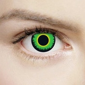 Green Werewolf 1 Day Halloween Coloured Contact Lenses (MesmerEyez XtremeEyez)