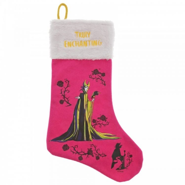 Truly Enchanting Maleficent Stocking