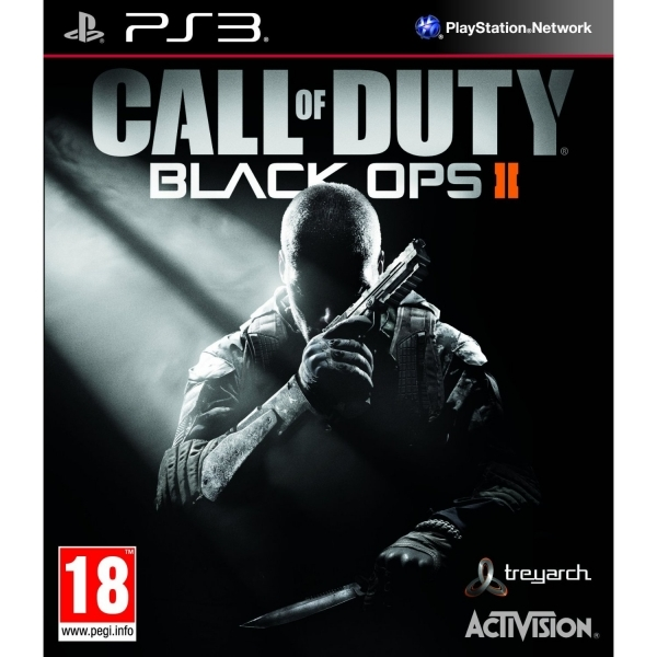 Call of Duty Black Ops II 2 PS3 Game
