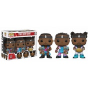 The New Day (WWE) Funko POP! Vinyl 3 Pack