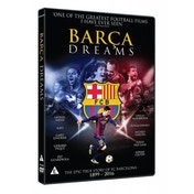 Barca Dreams DVD