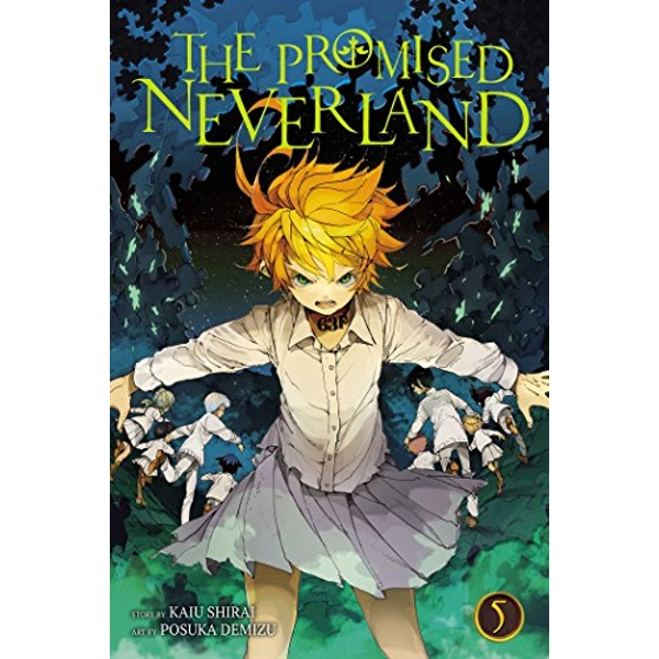 The Promised Neverland, Vol. 5 Escape Paperback / softback 2018