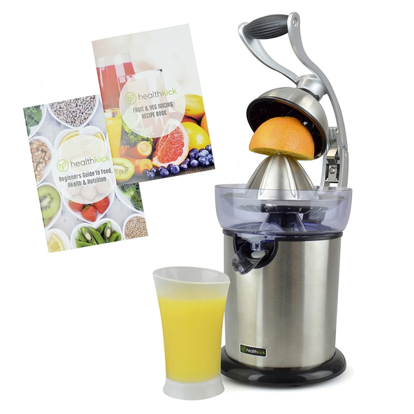 Health Kick 130w Citrus Fruit Juicing Press
