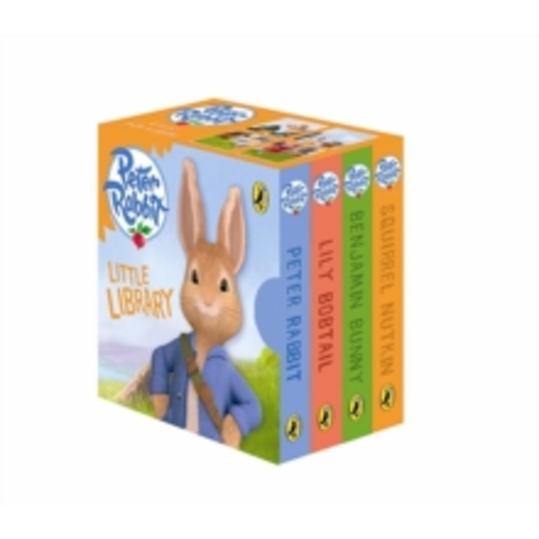 Peter Rabbit Animation: Little Library by Beatrix Potter (Board book, 2013)