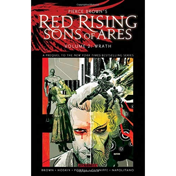Pierce Browns Red Rising: Sons of Ares Vol. 2
