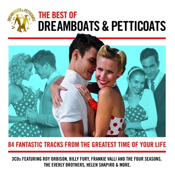 The Best Of Dreamboats And Petticoats CD