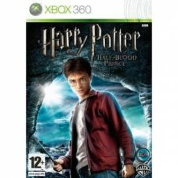 Harry Potter And The Half Blood Prince Game Xbox 360