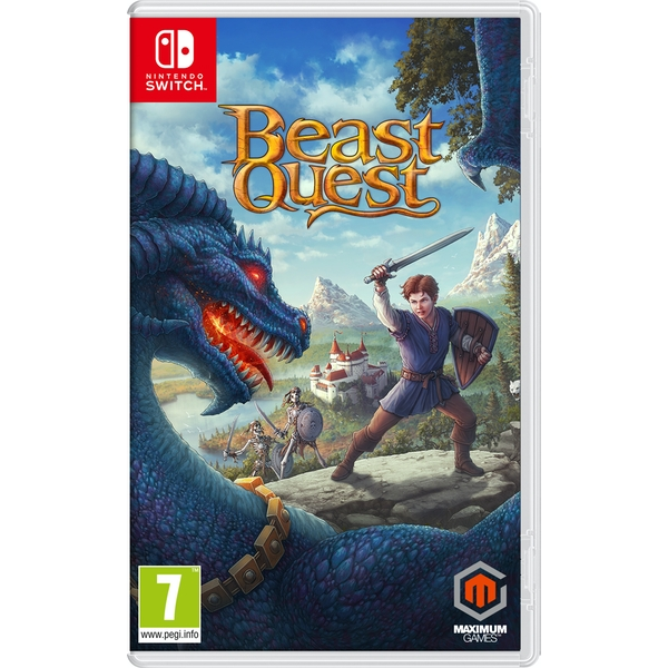 Beast Quest Nintendo Switch Game