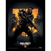 Call of Duty: Black Ops 4 - Trio Framed 30 x 40cm Print