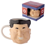 Rocket Man Shaped Head Mug