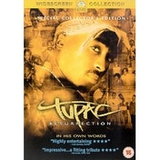 Tupac - Resurrection DVD