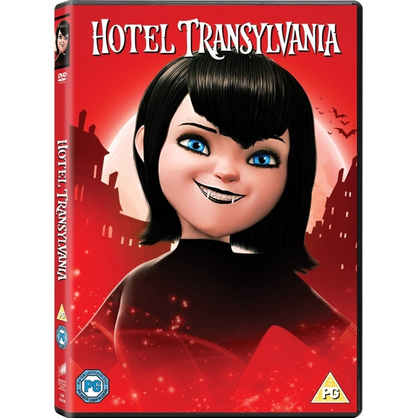 Hotel Transylvania (Alternate Cover Art) DVD