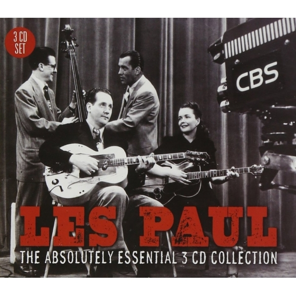 Les Paul - The Absolutely Essential 3CD Collection