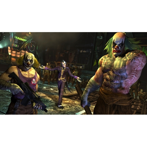 Batman Arkham City Game of the Year Edition GOTY Game PC - Image 4