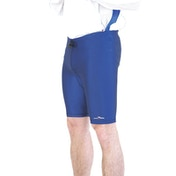 Precision Lycra Shorts Junior 22-24inch Royal Blue
