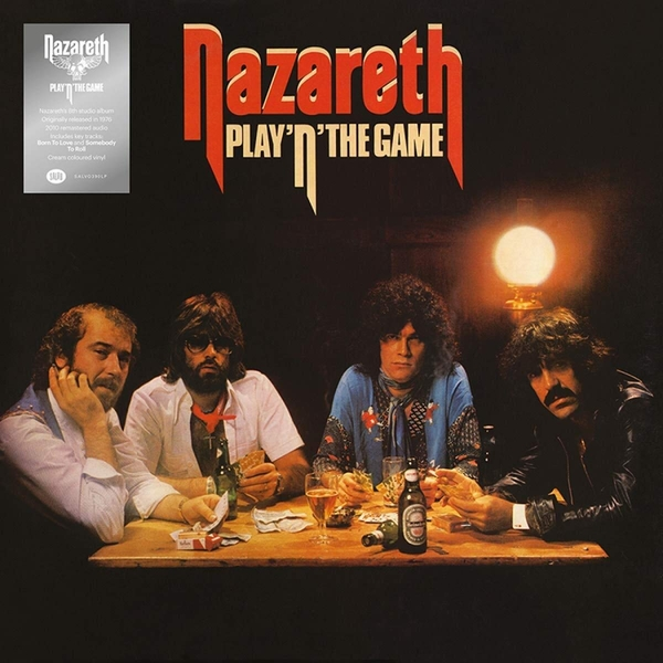 Nazareth - Play N The Game Vinyl