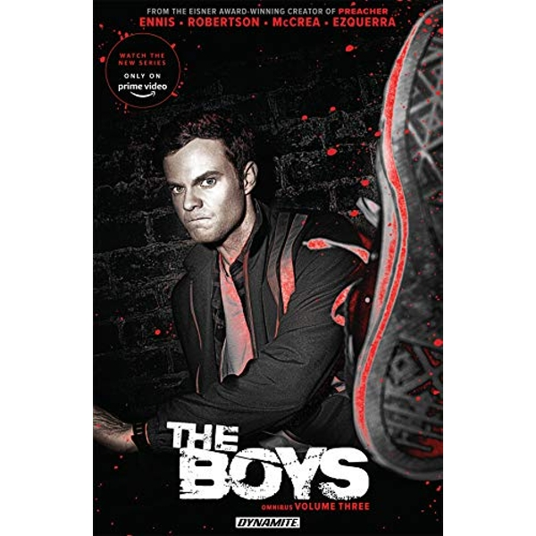 The Boys Omnibus Vol. 3 Photo Cover Edition