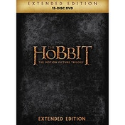 The Hobbit Trilogy - Extended Edition DVD