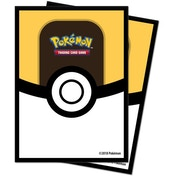 Ultra Pro Pokemon: Ultra Ball Deck Protectors (65 Sleeves) - 10 Packs