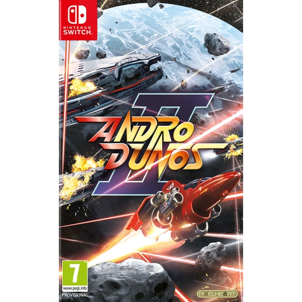 Andro Dunos II Nintendo Switch Game