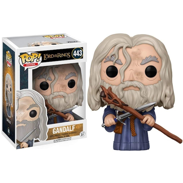 Gandalf (The Lord Of The Rings) Funko Pop! Vinyl Figure #443
