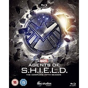 Marvels Agents Of S.H.I.E.L.D Season 5 Limited Edition Blu-Ray