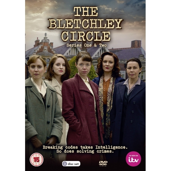 The Bletchley Circle Series 1 & Series 2 Boxset DVD