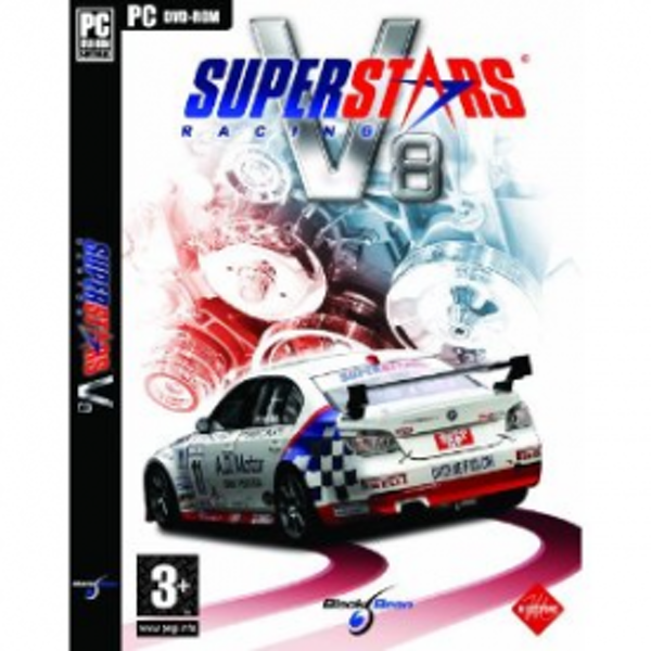 Superstars V8 Racing Game PC