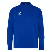 Sondico Evo Quarter Zip Sweatshirt Adult Small Royal