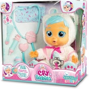 Cry Babies Kristal Interactive Doll
