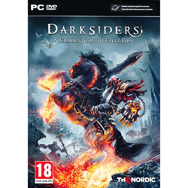 Darksiders Warmastered Edition PC Game