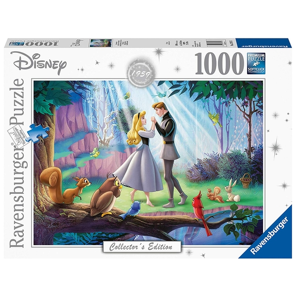 Ravensburger Disney Collector's Edition Sleeping Beauty 1000 Piece Jigsaw Puzzle