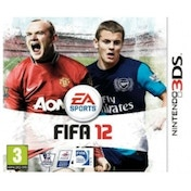 FIFA 12 Game 3DS