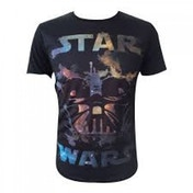Star Wars Darth Vader All-Over X-Small T-Shirt