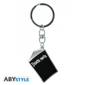 Death Note -  Death Note Metal Keyring