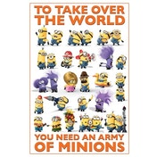 Despicable Me 2 - Take Over The World Maxi Poster