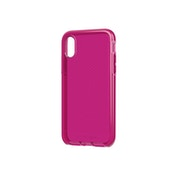 Tech 21 Evo Check Phone Case for iPhone X - Fuchsia