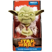 Star Wars 9 Inch Talking Yoda Plush