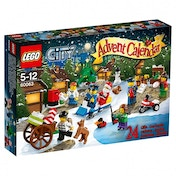 Ex-Display Lego City Advent Calendar 60063 Used - Like New