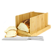 Bamboo Bread Slicer Guide With Crumb Catcher | M&W - Image 10