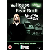 Most Haunted Live: The House That Fear Built DVD